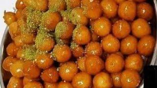 وصفات رمضان 20I9 اسرار اللقيمات المدوره  وقرمشتها العجيبه 😋
