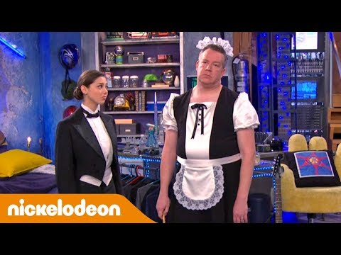 Грозная семейка | Прислуга Макса 🤣 | Nickelodeon Россия