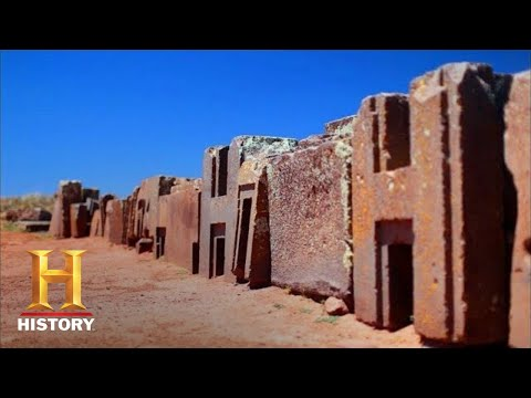 Ancient Aliens: The Impossible Stone Blocks Of Puma Punku (Season 9) | History
