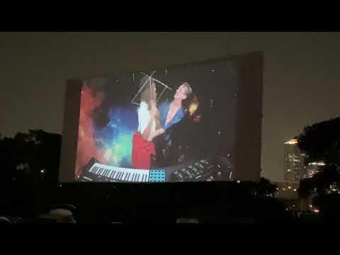 Erykah Badu at Marc Rebillet's Drive In Concert Tour (Pt. 3/3) - Fort Worth, Tx, 6/27/2020