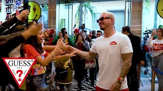 J Balvin Meet and Greet + Launch Party in Los Angeles