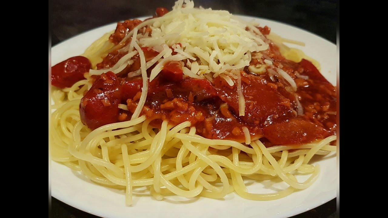 Panlasang Pinoy Spaghetti Jollibee