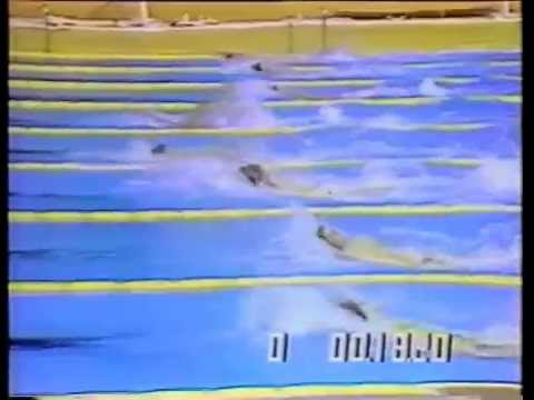 Olympics 1972 Swim 4x100 Medley Relay Final