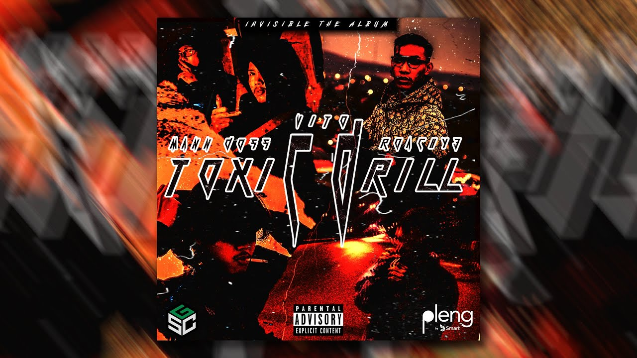 VITO - TOXIC DRILL ft. ROACHY3 x MANN DOSS [OFFICIAL AUDIO]
