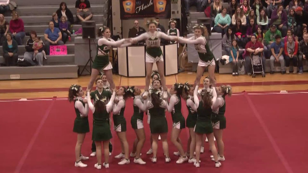 CVAC Cheerleading  2-28-13