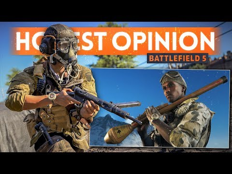 I'M OPTIMISTIC & APPREHENSIVE About Battlefield 5 - My Honest Opinion