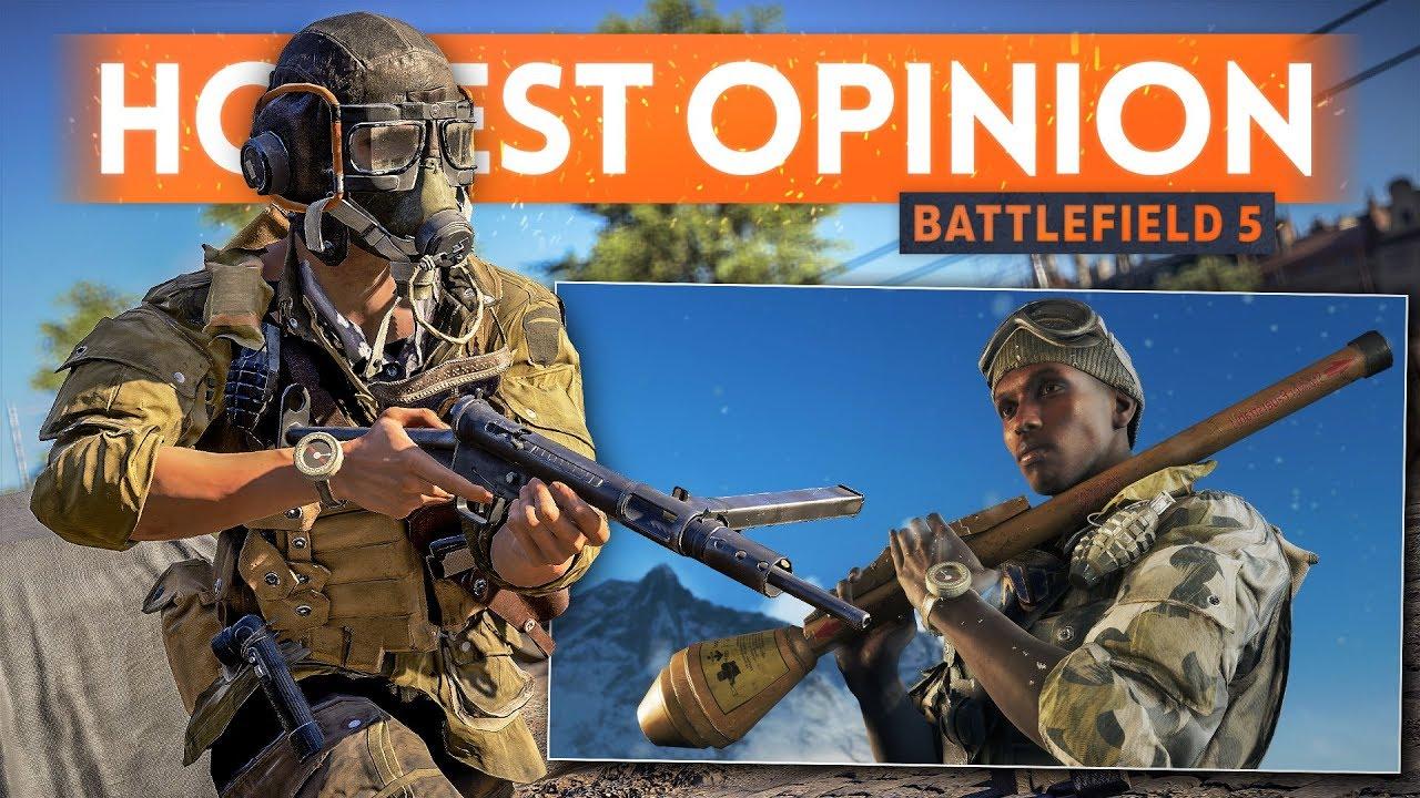 I'M OPTIMISTIC & APPREHENSIVE About Battlefield 5 - My Honest Opinion