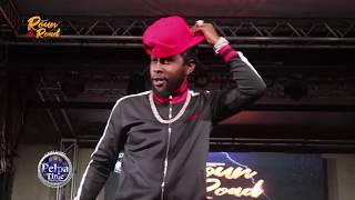 Popcaan run out with a BOMB Performance, chronic law featuring Vybz kartel AT Roun Di Road 2019