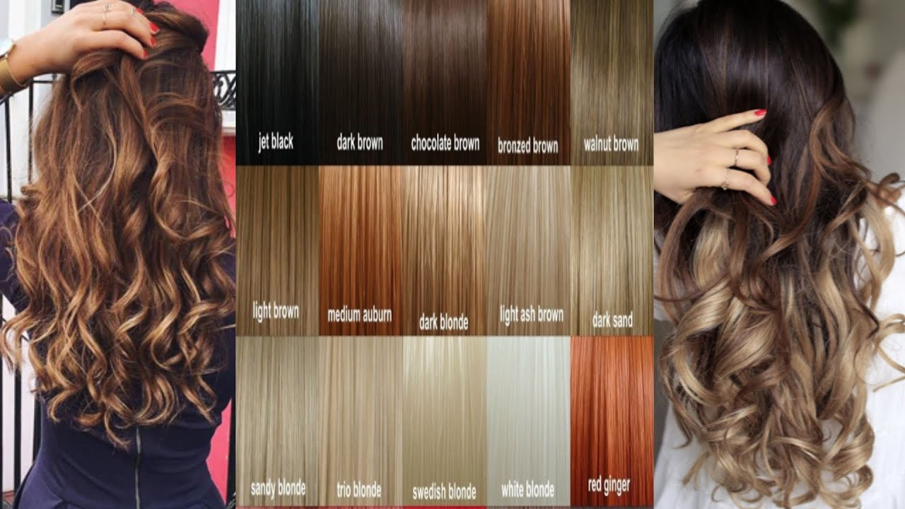 Indian Skin Tone Hair Color Ideas Brown Hair Highlights For Indian Skin Youtube
