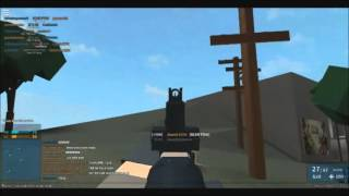 Roblox : Phantom Forces : Episode 12 : Scar PDW City Mall update hype