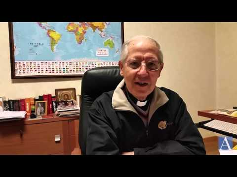 Two Minutes with Jesuit Superior General Adolfo Nicolás