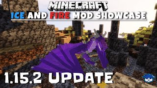 Ice and Fire Mod 1.15.2 Update - Minecraft