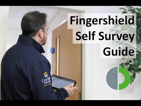 Fingershield Self Survey Guide