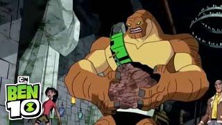 Omniverse: Forever King vs. Humungousaur | Ben 10 | Cartoon Network