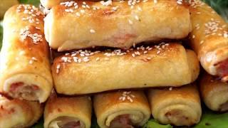 Невероятно Вкусная закуска для пикника и не только. Вкуснейшее и супер Быстрое блюдо!