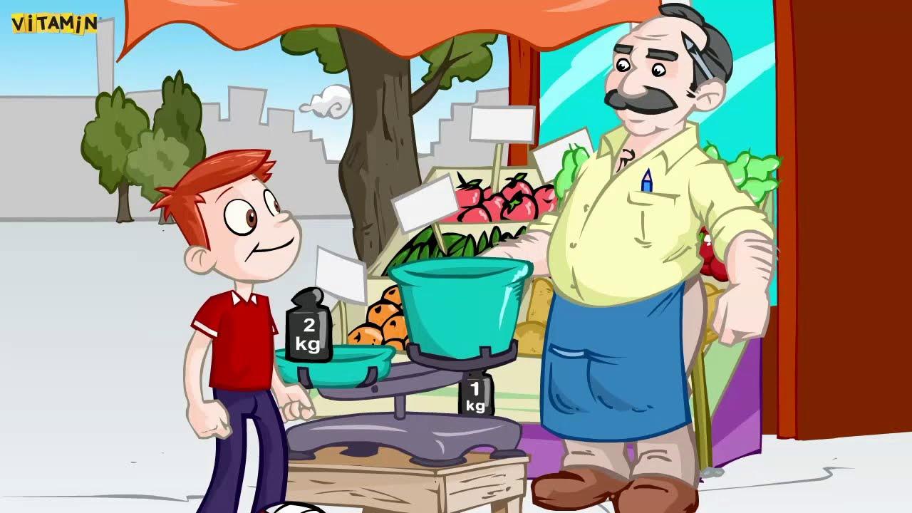 4. Sınıf Saf madde ve Karışımlar Animasyonlu Anlatım Eba TV