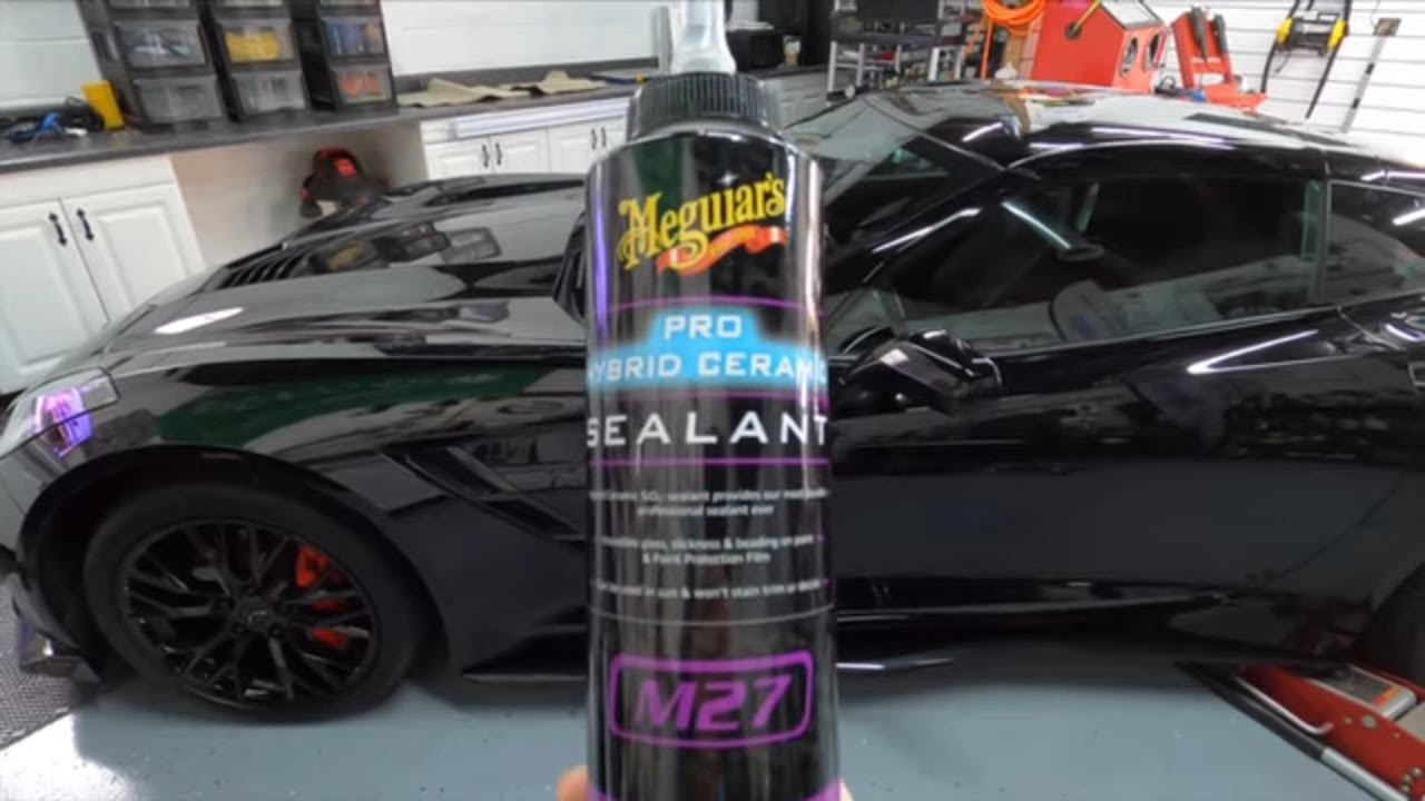 Meguiar S Pro Hybrid Ceramic Sealant M27 Should We Put It Up