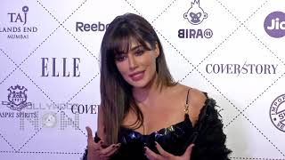 Chitrangada Singh Reacts On Tanushree Dutta Nana Patekar controversy at Elle Beauty Awards 2018