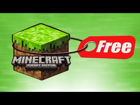Minecraft Pocket Edition for Free - Legal