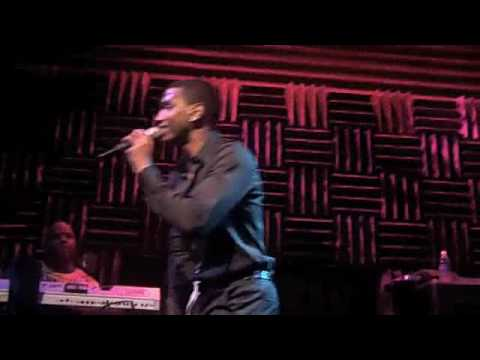Trey Songz - I Need A Girl (Live)