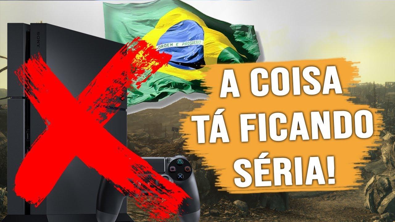 IMPORTANTE! DEPUTADO QUER PROIBIR JOGOS DE VIDEO GAMES NO BRASIL!
