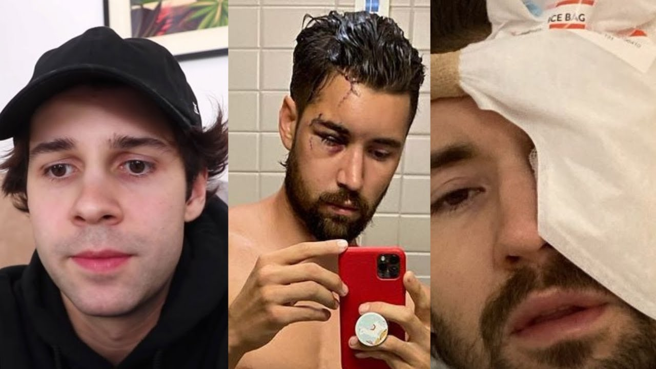 David Dobrik Is Facing Backlash After Footage Of A Failed Stunt ...