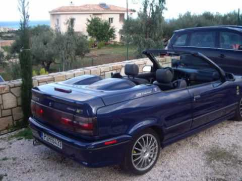 renault 19 cabrio 16v youtube. Black Bedroom Furniture Sets. Home Design Ideas