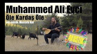 Muhammed Ali Evci - Öle Kardaş Öle (AKUSTIK)