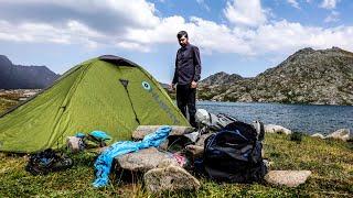 Kaçkar'da 5 Gün: Yedigöller, Mal Gölü, Verçenik, Elevit, Hacivanak, Döner Gölü, Davalı, Sırakonaklar