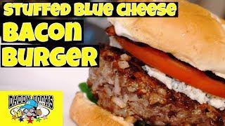 Stuffed Blue Cheese Bacon Burger Smoky Ribs Burger Contest 2nd Runner up Winner Full Video