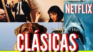 Las mejores películas clásicas en netflix 2020