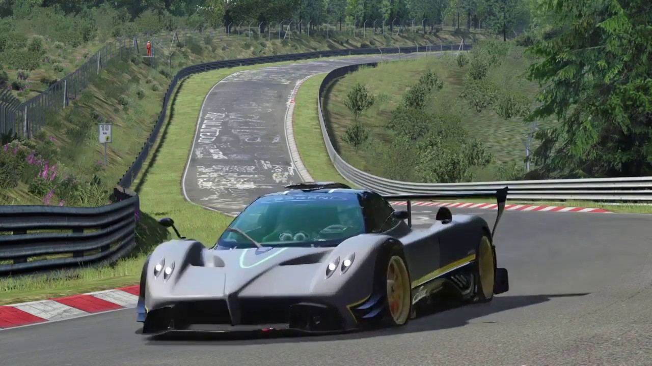 Expensive Hypercars On The Nurburgring Youtube