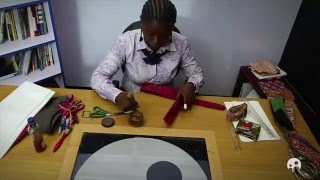 Download Video Ankara Crafts - How to Make Belts and Wallets from Ankara Fabric MP3 3GP MP4