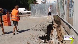 Затока и Одесса после стихийного бедствия(В Затоке до сих пор собирают части сцены, а на побережье арендаторы приводят в порядок свою территорию...., 2016-08-08T13:50:29.000Z)