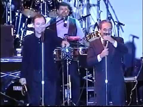 WILLY Y RUBEN BLADES EN VENEZUELA🎷🎺🎹🎼🎶🎵
