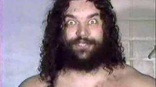 Bruiser Brody interview from Spring