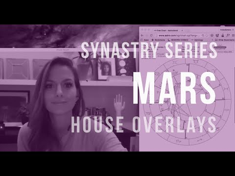 Astro Love 101: Mars in House Overlays - YouTube