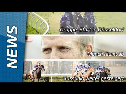 Sport-Welt TV News |08.04.2016 | Gruppe-Start in Düsseldorf