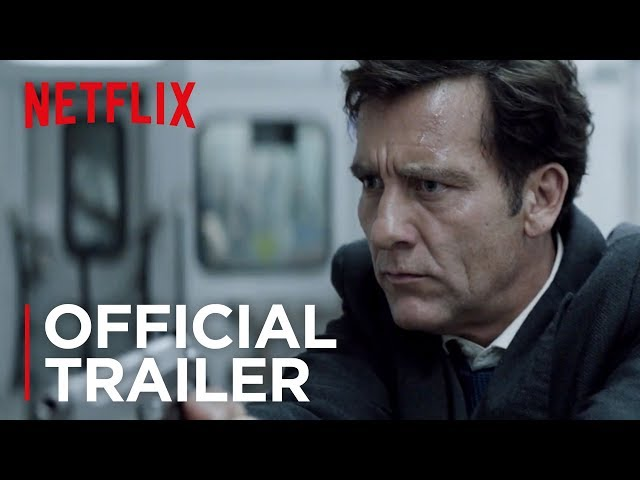Anon | Official Trailer | Netflix
