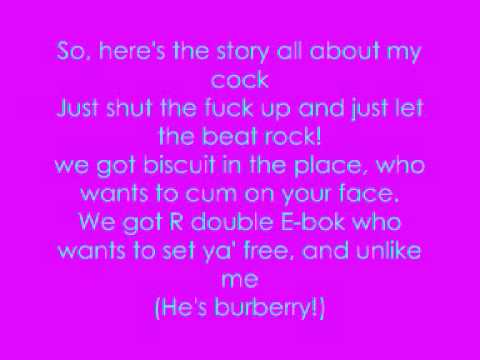 Mc Burberry - Smell Your Hands ++ Lyrics On Screen ;)