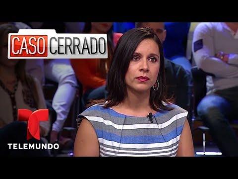 Caso Cerrado   She Raised A Murderer's Daughter For 10 years 🔪👨   Telemundo