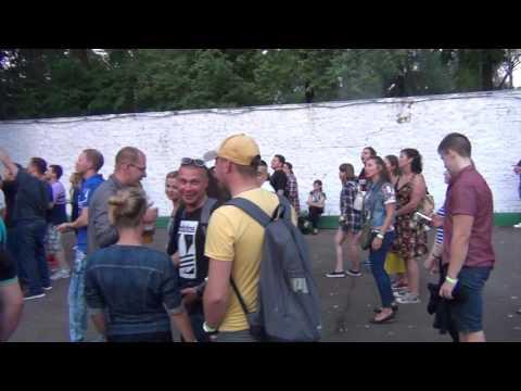 F.P.G - Мои друзья (Кино Cover) @ OZ-Rock Acoustic Орехово-Зуево 20.08.2016