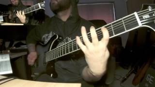 Dethklok - Rejoin - guitar cover