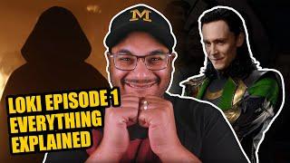 Loki Episode 1 Ending Explaine…