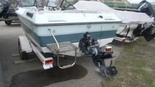 1989 ThunderCraft 180 LS 4.3 LITER MERC.  Used Boats - Alexandria,Minnesota - 2014-05-14