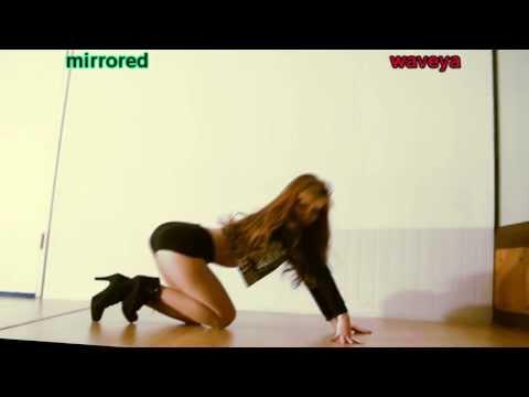 Mirrored Waveya ☆ Britney spears Work Bitch ★ choreography Ari