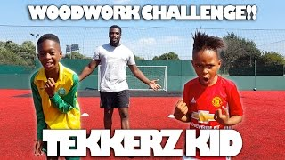 Woodwork challenge!! | a deserved forfeit !!