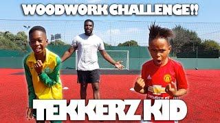 Woodwork challenge!! | a deserved forfeit !!
