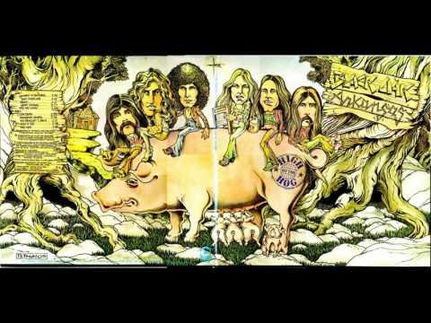 Black Oak Arkansas - High On The Hog 1973 FULL VINYL ALBUM