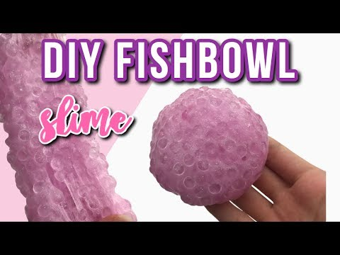How to make crunchy slime with beads and borax only glue